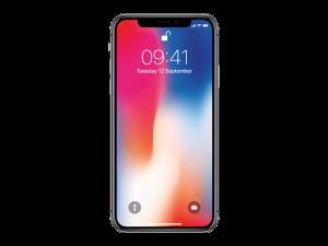 Apple iPhone X Space Grey 64GB